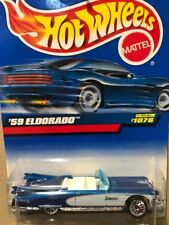 1999 Hot Wheels '59 Eldorado #1076