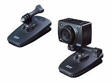 TE-J02 Supporto Clip Multiattacco x Video/Fotocamere tipo Eyecam o Gopro