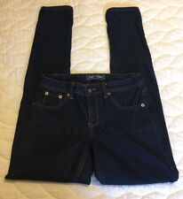 Fade To Blue Blue Stretch Skinny Jeans Size 26