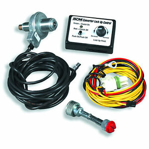 BM Automotive 70244 Converter Lockup Control For GM Clutch Converter 700r4 Th35
