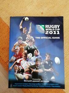 Rugby WM Neuseeland 2011 Buch englischsprachig 128Seiten