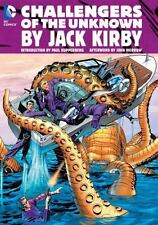 Challengers of the Unknown by Jack Kirby (HC) Kirby, Ja