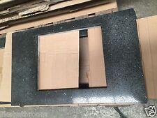 750 Black sparkle stone bench top for 750mm bathroom vanity