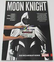 MOON KNIGHT Vol 2 Reincarnations NEW TPB GN Marvel Comics 2017 Avengers MCU