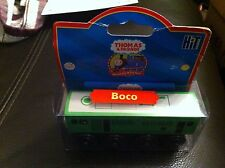 THOMAS THE TANK ENGINE WOODEN TRAIN BOCO CARRIAGE BRAND NEW BOX LEARNING CURVE