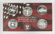 1999 Silver State Quarter 5pc Proof Set