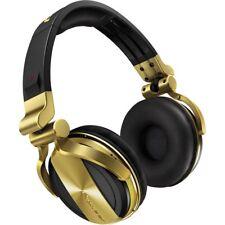 New!! Pioneer DJ HDJ-1500-N Professional DJ Monitoring Headphones Gold Finish