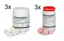 Thermoplan Black & White 4 C One Tab-Set | 3 mesi | 3x Milk Tabs 3x Termo Tabs