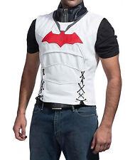 Red hood batman arkham knight 100% real leather Vest