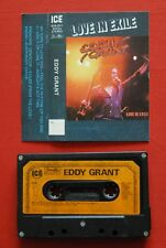 EDDY GRANT LOVE IN EXILE EQUALS 1980 RARE EXYU CASSETTE TAPE