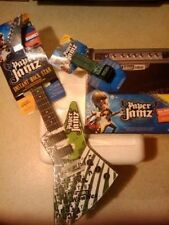 New Paper Jamz Guitar and Strap+ Paper Jamz Amplifier