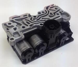 Ford Ranger 5R55W 5 Speed OEM Solenoid Block With Pan Gasket & 4WD Filter