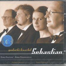 GUDACKI KVARTET SEBASTIAN CD Dora Pejacevic Boris Papandopulo String Quartet Cro