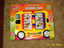 BABIES 2 GROW MAGIC Yellow schoolbus Baby's First Words DEVELOPMENTAL TOY