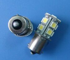 1x BA15S 1156 1141 LED bulb lamp 13-5050 SMD Light White AC12V/DC 12~24V #13AZW