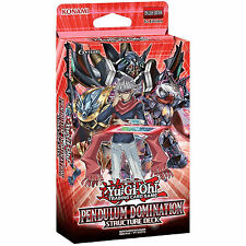 Yu-Gi-Oh Cards: Pendulum Domination Structure Deck - SDPD - Sealed Deck - D/D/D