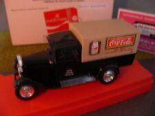 1/43 Solido Citroen C4F Fourgon Coca Cola 9606