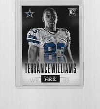 2013 PANINI HRX FOOTBALL TERRANCE WILLIAMS ROOKIE #20