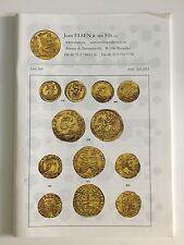 JEAN ELSEN AUCTION CATALOG BELGIUM ANCIENT WORLD COINS LISTE 264 APRIL-JUNE 2013