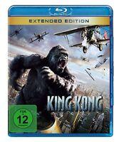 King Kong (Extended Edition) [Blu-ray](NEU & OVP) Naomi Watts /von Peter Jackson