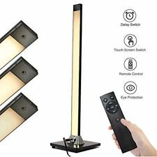 Floor Lamp Led Bedside Lamps Modern Reading Lamp Remote Control 44CM Tall, 9W