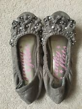 Girls Next slip on shoes, size 1