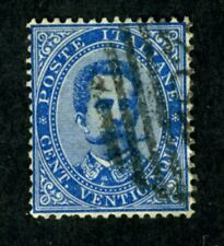 Italy, Scott #48, Humbert I, Used, 1879