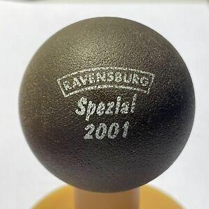 Minigolfball Ravensburg Spezial 2001 KL - unmarkiert - sehr guter Zustand