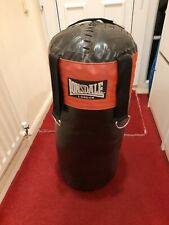 Lonsdale 30in Heavy Punch Bag Boxing Fitness