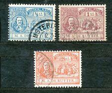 Nederland   87 - 89 gebruikt