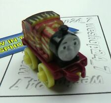 THOMAS & FRIENDS Minis Train Engine 2016 GLOW IN THE DARK James ~ NEW ~ Weighted