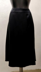 COTSWOLD COLLECTION Ladies Black Skirt Size 22 -CG S92