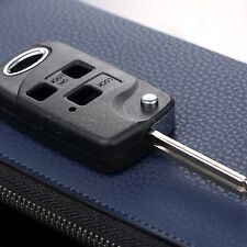 3 Button Remote Flip Key Shell Case Fob For Lexus IS200 GS300 LS400 RX300