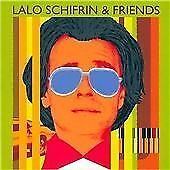Lalo Schifrin And Friends, Lalo Schifrin, Audio CD, New, FREE & Fast Delivery