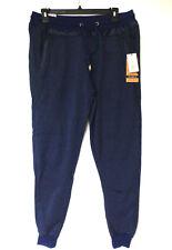 Faze 1 Taille Hommes 2XL Bleu & Bordure Décoré Skinny Pantalon de Jogging Neuf