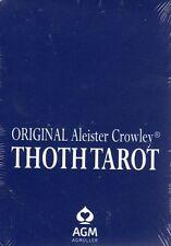ORIGINAL ALEISTER CROWLEY THOTH TAROT - ORDO TEMPLI ORIENTIS - NEU OVP