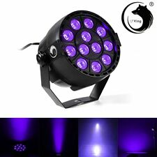 Hot 36W 12-LED DMX-512 5/8CH Mini Par Light LED Stage Lighting DJ/Disco UK Plug