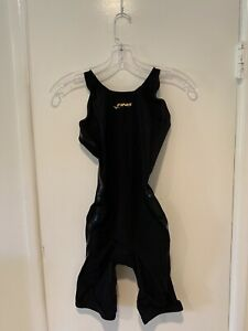 PRICE DROP Finis Women's Vapor Pro Open Back Tech Suit Size 28 Brand New wBox!