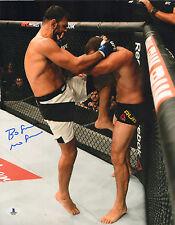 ANTONIO ROGERIO NOGUEIRA SIGNED AUTO'D 11X14 PHOTO BAS COA UFC 140 PRIDE NOG B