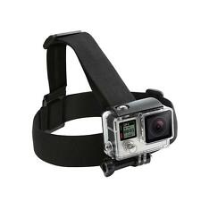 Sabrent GoPro Head Strap Camera Mount Compatible with all GoPro cameras GP-HDST]