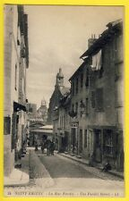 cpa Bretagne 22 - SAINT BRIEUC (Côte d'Armor) La Rue FARDEL The Fardel Street