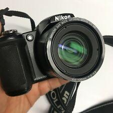Nikon Coolpix L830 Digital Camera - 16mp, 1080p Video, 34x Optical Zoom
