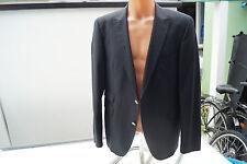 STRELLSON Premium Heren Sakko Jacke Blazer Gr.50 schwarz gestreift questlove TOP