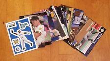 1994/5/7/8 Upper Deck Baseball 12 Card Lot Ken Griffey Jr Sticker Cal Ripkin
