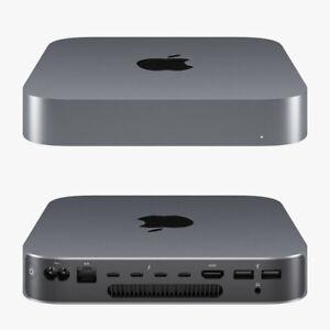 Mac mini 2018 i7 Hexacore 6 x3, 2GHz RAM 64GB SSD 2TB Warranty 12 Month