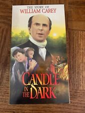 Candle In The Dark VHS