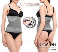 Seamless Waist Slimming Cincher ProSlim Belt Body Shaper with Tourmaline NEW