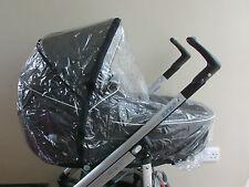 Nuevo Protector contra la lluvia con cremallera para caber Bebe Confort Windoo capazo