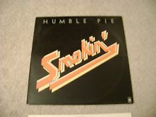 "Humble Pie - ""Smokin'"" 12"" vinyl 33rpm lp 1972 A&M / VG/ VG+ German Press"