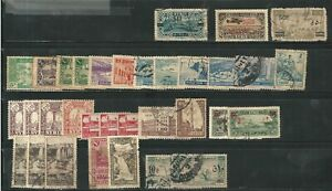 Syria+ Others small lot of stamps some val. repeated some val. with details.SY03
